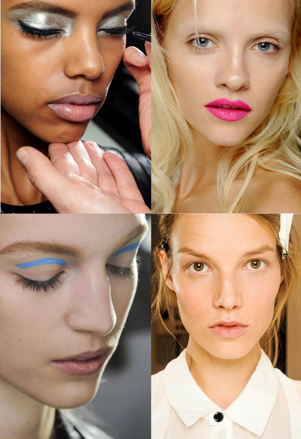 Make-up 2013 Trends