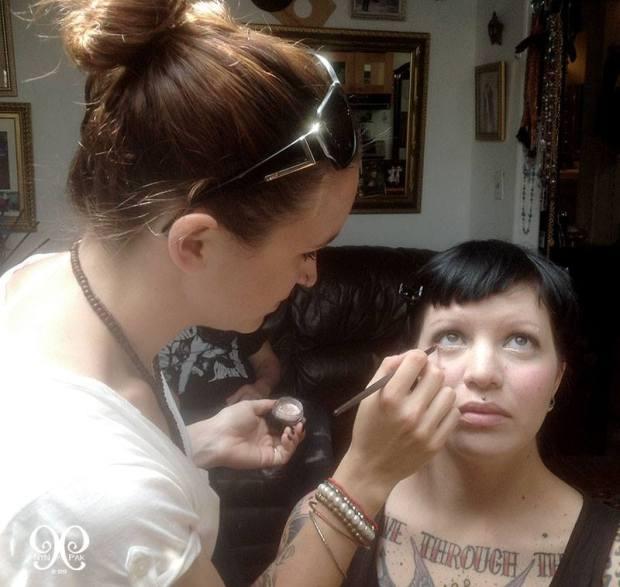 Amanda Bond Makeup