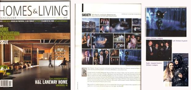 Homes & Living Publication Banner