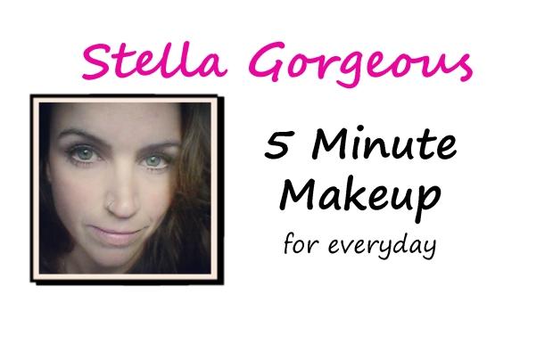 5 min makeup cover