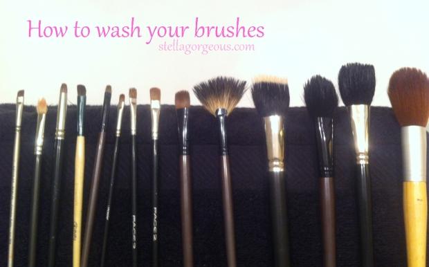 H2 wash brushes